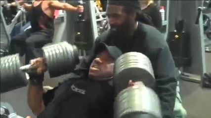 Bodybuilding - Motivation Workout - 2012