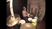 Travis Barker - Low (t.pain&florida) [bass][drums]