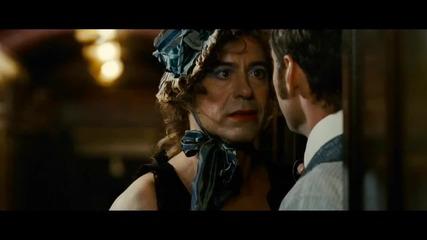 Шерлок Холмс: Игра на сенки ( Официален Трейлър )