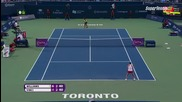 Toronto 2015 Serena Williams vs Roberta Vinci Set-2