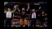 Wwe Raw 19.08 2013 Kоронацията на Wwe Champion Randy Orton