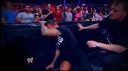 Cm Punk ( The Best ) vs Brock Lesnar ( The Beast ) - Промо за турнира Summerslam 2013