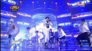 Bts - We Are Bulletproof Part2 + No More Dream @ M B C Show Champion Debut Stage [ 19.06. 2013 ] H D