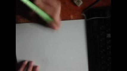 Как да рисуваме графити ! - Кратък урок