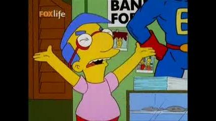 [s14 ep25] Семейство симпсън [бг Аудио] / The Simpsons Bg Audio (02.07.2009)