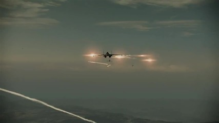 Ace Combat - Assault Horizon Trailer Hd