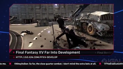 Ign Daily Fix - 13.2.2014 - Metal Gear Solid Creator Praises Ps4