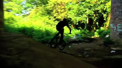 Channel 4down Bmx At Home With Sam Greenaway