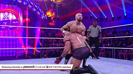 Xyon Quinn vs. Oney Lorcan: WWE 205 Live, Sept. 24, 2021
