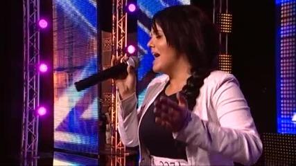 Симона Статева - X Factor (09.09.2014)