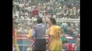 World Cup 1994 Romania vs Switzerland