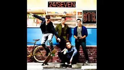 2013!!! Big Time Rush - Song For You (24 seven album)