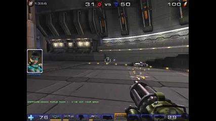 Unreal Tournament 2004 Ep9 Краят (leginite)