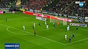 Трибуна рухна по време на мач във Франция