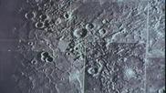 Повърхността на Меркурий