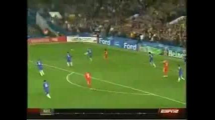 Champions League - Chelsea V Liverpool (4 - 4)