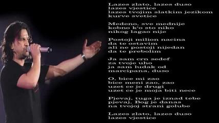 Aca Lukas - Lazes zlato - (Audio - Live 1999)