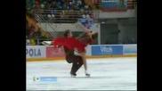 Pechalat & Bourat - 2007 Cup Of Russia- Flamenco