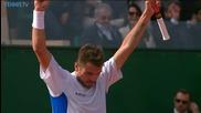 Stan Wawrinka vs Roger Federer - Monte Carlo Rolex Masters 2014 Final