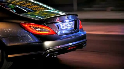 Mb-cls 63 Amg - Performance
