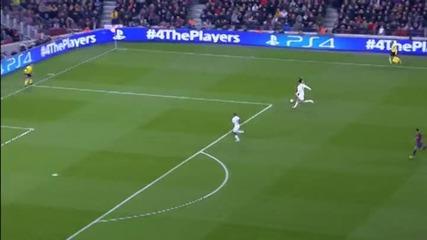 Барселона 2:1 Манчестър Сити
