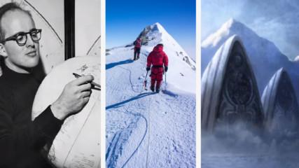 Изненадващи неща откривани в ледовете на Антарктида