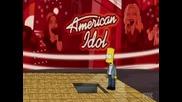 The Simpsons - American Idol Parody