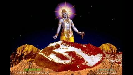 Om Namo Shree Hari Bhagwan Vishnu Dance By Nitin Sarvaiya