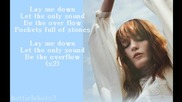 Florence + The Machine - What the Water Gave Me текст + превод