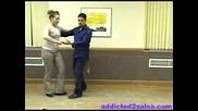 Salsa Dance  - Урок № 2 - CrossBody Lead and Some Styling
