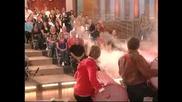 Steve Spangler В Шоуто На Ellen