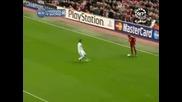 10.03 Ливърпул - Реал Мадрид 4:0 Стивън Джерард Супер Гол