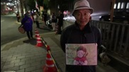 Japan: Protesters picket PM Abe's office over Kyushu nuclear reactor restart