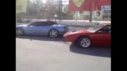 Lamborghini in Cyprus