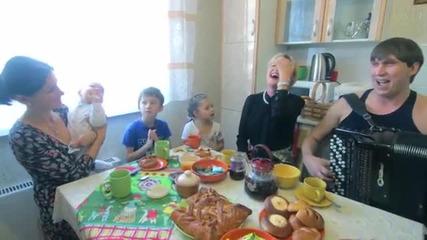 Это Родина моя Пётр Матрёничев и Вика Цыганова. Наш ответ Нато!