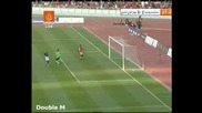 Malaysian Ii - Manchester United 0:2 Nani