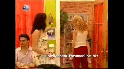 Sihirli Annem - 21.bolum / 1.kisim (2003-2006) ;;