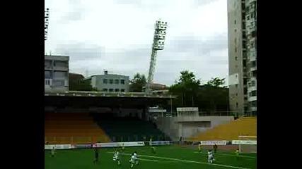 Черноморец`95 2 - 0 Нафтекс`95