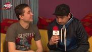 Negy: Явор Бахаров се снима в клипа Grab The Mic, но го изрязахме