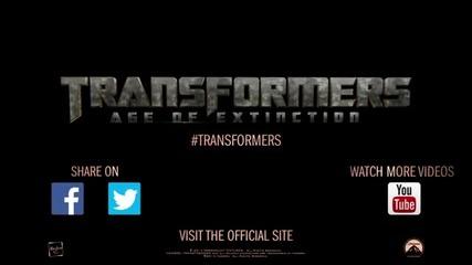 Transformers: Age of Extinction - първи официален трейлър