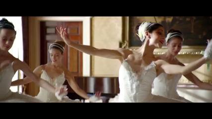 Играчите на Арсенал играят балет в реклама на Ситроен!