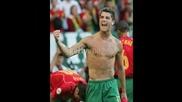 Снимки на Cristiano Ronaldo в Манчестър