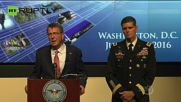 Turkey a 'Strong Ally' in Anti-IS Coalition - Defense Secretary Ash Carter