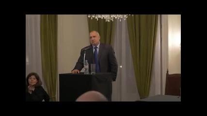 Българи в Лондон разбиват Бойко Борисов с един въпрос!