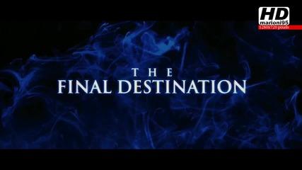The Final Destination 4 - Трейлър - marioni95 Hd