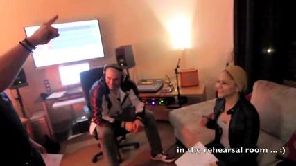 Kat Deluna записва песен на Преслава на английски (как ти стои)