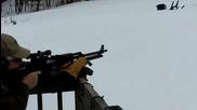 Стрелба със Застава М72