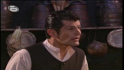 Зоро: Шпагата и розата - епизод 106