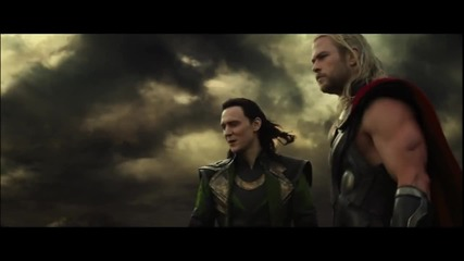 Thor: The Dark World - Official Trailer 2 (hd)
