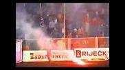 Rijeka - Hajduk * 1988 год.